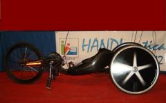 l'handbike di Zanardi