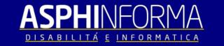 ASPHInforma - Disabilità e informatica