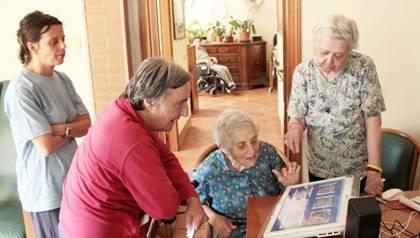 Anziani e touch