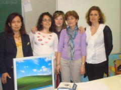 Insegnanti coinvolti sul progetto