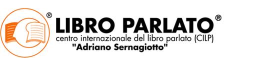 Logo del Centro internazionale del libro parlato