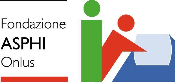 Logo della Fondazione ASPHI Onlus