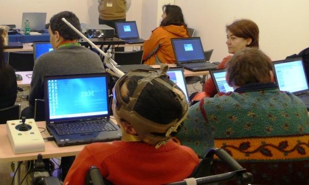 persone con disabilità in azienda