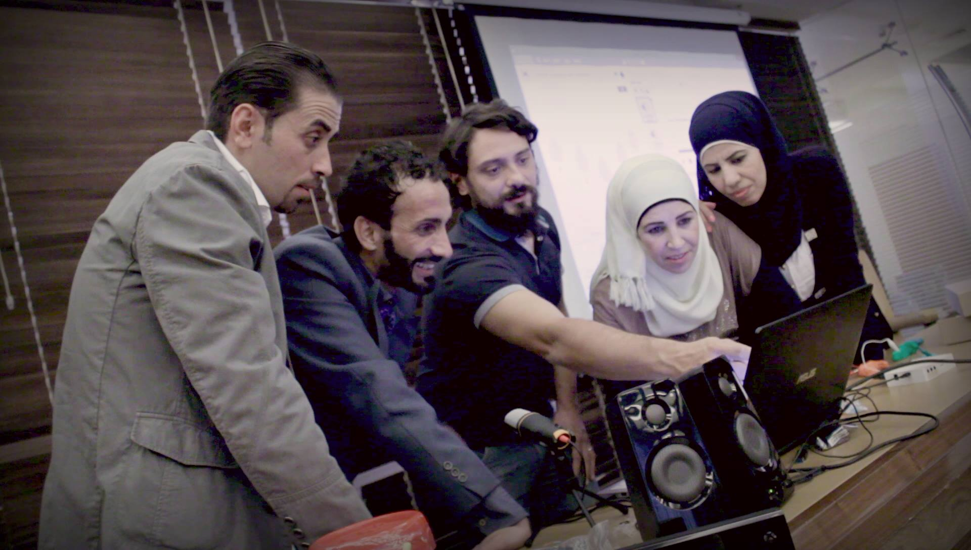 CLICK4ALL a Beirut con Siriani