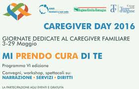 immagine associata a Partecipazione di ASPHI al Caregiver Day 2016, il 10 maggio a Carpi (MO)