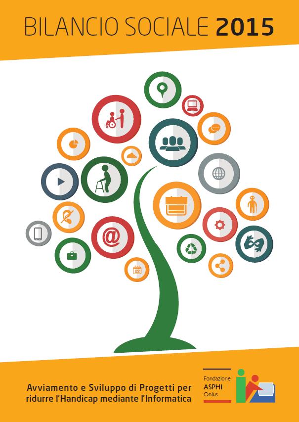 immagine associata a Pubblicato il bilancio sociale 2015 di ASPHI