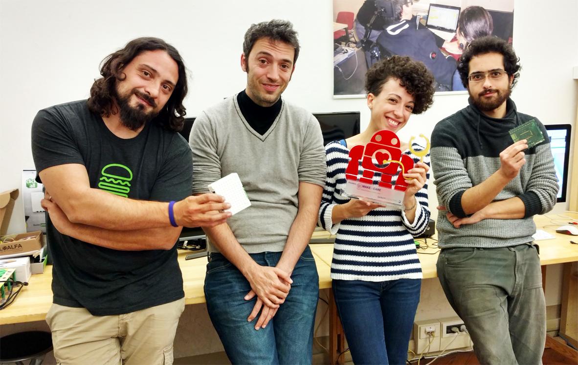 immagine associata a Click4All vincitore del contest Make to Care promosso da Sanofi Genzyme