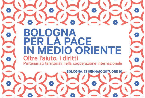 Bologna per la pace in medio oriente