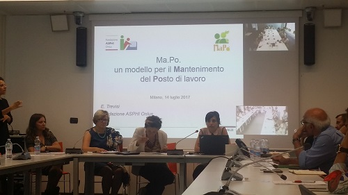 presentazione del progetto a Palazzo Lombardia